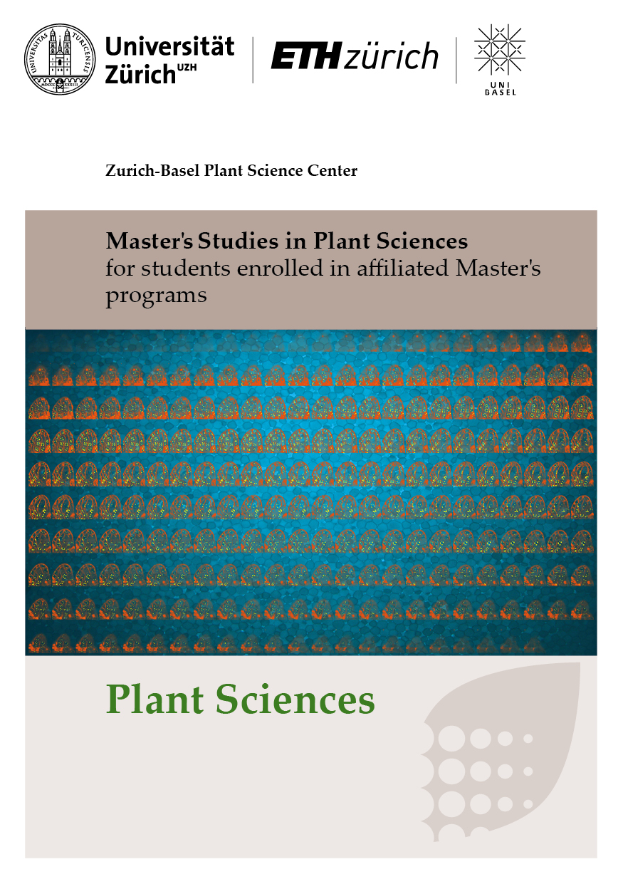Masterʹs Studies in Plant Sciences
